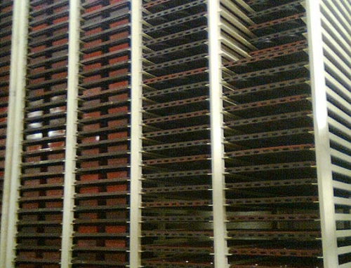 Chambres de stockage
