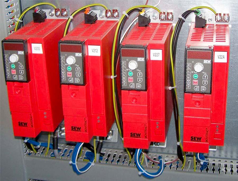 NOS COMPETENCES-RUBRIQUE AUTOMATISME-Variation-de-vitesse-et-Gestion-d arbres-electriques-sur-moteurs-Brushless