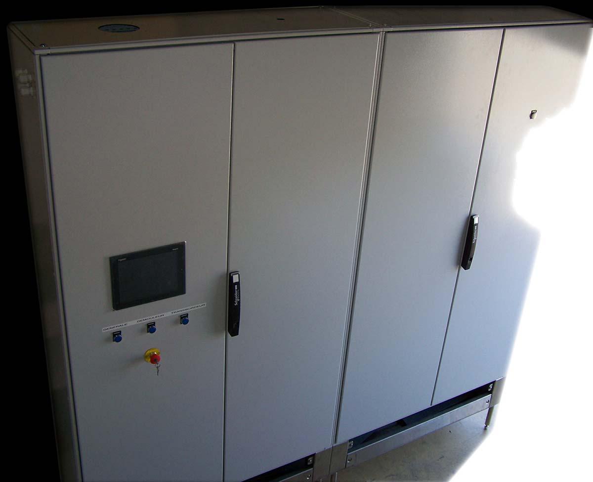 NOS COMPETENCES-RUBRIQUE CABLAGE-Cablage-et-mise-en-place-de-nouvelles-armoires-electriques
